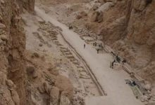 Photo of مصر تكشف عن منطقة صناعية أثرية في وادي القرود بالأقصر
