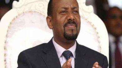 Photo of أبي أحمد يحصد جائزة نوبل للسلام بعد جهوده لإنهاء النزاع مع إريتريا
