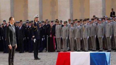 Photo of «شكراً جاك شيراك»… فرنسا تودع رئيسها السابق