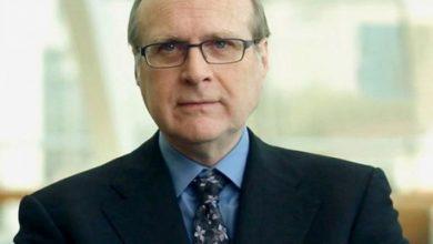 Photo of وفاة بول ألين أحد مؤسسي مايكروسوفت عن عمر 65 عاماً