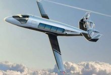 Photo of اول طائرة كهربائية لنقل الركاب