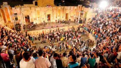 Photo of مهرجان جرش للثقافة والفنون بالأردن يوقد شعلته الرابعة والثلاثين