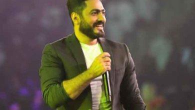 Photo of تامر حسني أحيا حفلاً غنائياً في سلطنة عمان