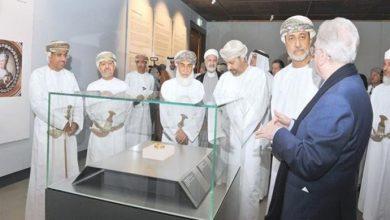 Photo of المتحف الوطني العُماني يحتضن «يوم الإرميتاج»… ويكشف أسرار المقتنيات الشرقية