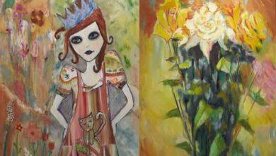 Photo of «غاليري إكزود»… تحية لونية للمرأة