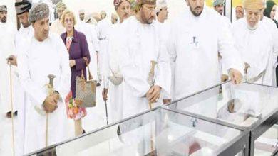 Photo of افتتاح المعرض الوثائقي العماني ضمن فعاليات مهرجان صلالة السياحي