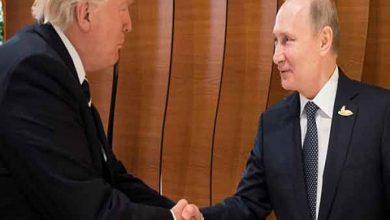 Photo of ترامب يشيد بـ «علاقاته الجيدة جداً» مع بوتين