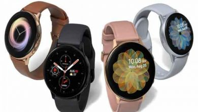 Photo of سامسونغ أطلقت رسمياً نسخة ساعتها الذكية Watch Active 2