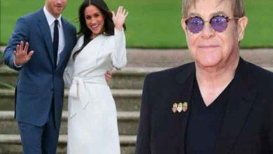 Photo of إلتون جون ينتقد «الاغتيال المعنوي» للأمير البريطاني هاري وزوجته