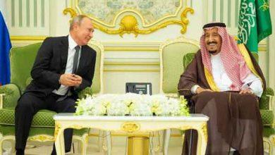 Photo of الملك سلمان وبوتين يشهدان فعالية شراكة الطاقة وميثاق التعاون والاتفاقيات