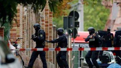 Photo of قتيلان في محاولة للهجوم على كنيس في المانيا