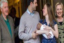 Photo of تشيلسي كلينتون تضع مولودها الثالث