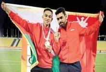 Photo of علي البلوشي يحصد ذهبية 200 متر ببطولة غـرب آســيا