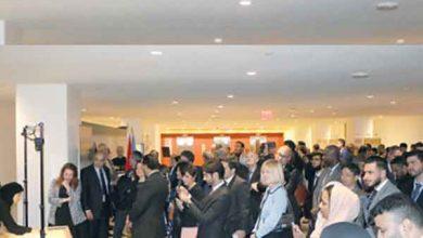 Photo of معرض رسالة الإسلام في الأمم المتحدة يعرض تجربة سلطنة عمان في التعايش والقيم المشتركة
