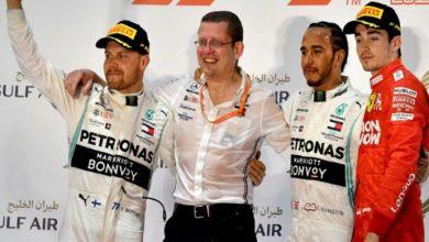 Photo of جائزة البحرين الكبرى: هاميلتون يستفيد من سوء حظ لوكلير ليحقق الفوز أمام بوتاس