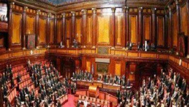 Photo of البرلمان الإيطالي يصوت الثلاثاء على تخفيض عدد النواب