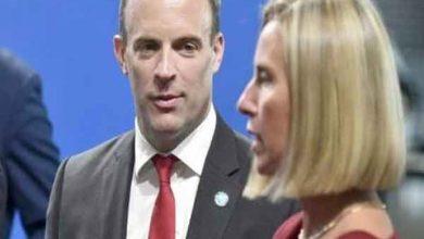 Photo of محادثات بريطانية – فرنسية – ألمانية لانقاذ الاتفاق النووي مع إيران