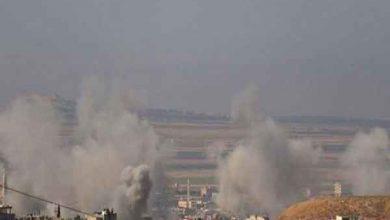 Photo of مقتل 8 عناصر غالبيتهم قياديون بتنظيم مرتبط بالقاعدة في قصف بشمال غرب سوريا