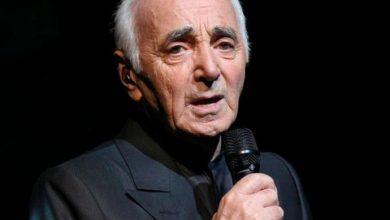 Photo of وفاة المغني الفرنسي شارل أزنافور عن 94 عاماً