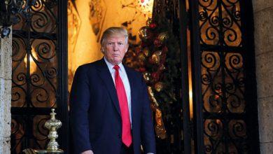 Photo of ترامب يعد خطاب التنصيب مستلهما رونالد ريغان