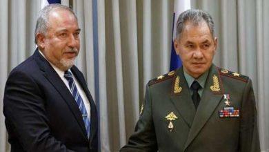 Photo of وزيرا دفاع روسيا واسرائيل بحثا منطقة عدم تصعيد في جنوب سوريا