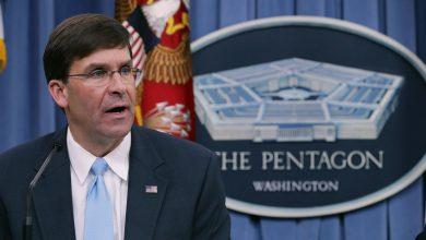 Photo of وزير الدفاع الأميركي: واشنطن تبقي 600 جندي في سوريا