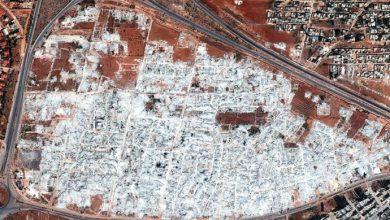 "Photo of هيومن رايتس ووتش: النظام السوري ""عاقب"" السكان بهدم آلاف المنازل"