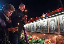 Photo of أوكرانيا تتذكر ضحاياها في الذكرى الـ30 لكارثة تشرنوبيل