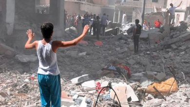 Photo of 9364 قتيلاً بينهم 3804 مدنيين خلال عام في الغارات الروسية على سوريا