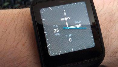 Photo of «سوني» تطور ساعة ذكية كمحفظة نقدية إلكترونية