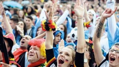 Photo of مفاجآت مدوية ترافق نهائيات كأس العالم