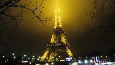 Photo of برج إيفل يطفىء شمعته الـ 126