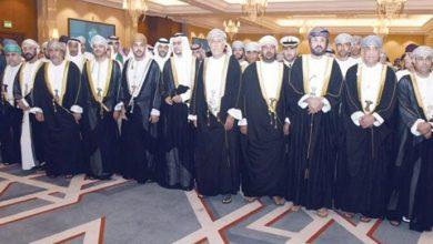 Photo of السفارة السعودية في مسقط تقيم حفل استقبال بمناسبة العيد الوطني