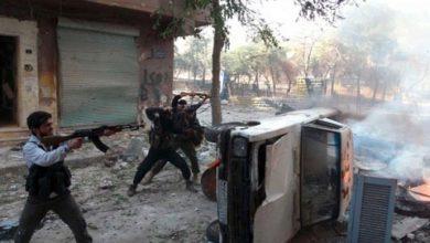 Photo of تجدد الاشتباكات بالاسلحة الرشاشة والصاروخية في عين الحلوة ومقتل طفل