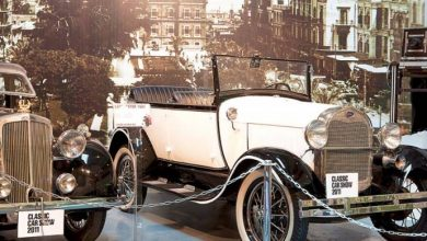 Photo of Classic Car Show 2013 حكايات لبنان مع سيارات ايام زمان