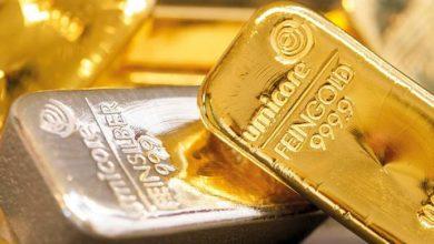 Photo of الذهب يواصل التراجع مع هبوط أسعار النفط