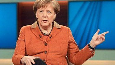 Photo of ميركل ترفض ترك اليونان «تغرق في الفوضى» ازاء ازمة المهاجرين