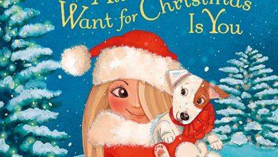 Photo of ماريا كيري تطلق كتاباً للأولاد