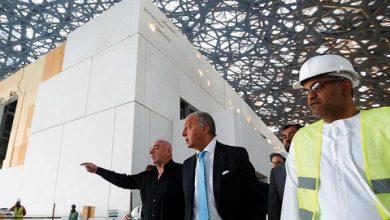 Photo of باريس وابوظبي تدشنان شراكة دولية لحماية التراث الثقافي المهدد