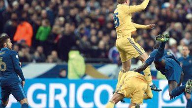 Photo of الفرنسيون حولوا كابوسهم الى حلم جميل فانتزعوا بطاقة التأهل الى كأس العالم