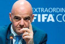 Photo of انفانتينو يقترح رفع عدد المشاركين الى 48 منتخباً في مونديال 2026