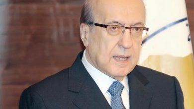 Photo of جوزف طربيه: التضخم تحت السيطرة