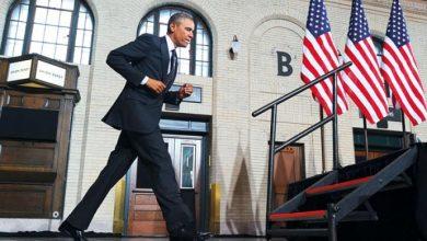 Photo of أوباما يبحث عملية السلام في محادثات مع نتانياهو وعباس