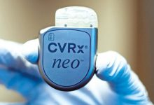 Photo of جهاز يخفض ضغط الدم ويصون القلب