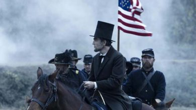 Photo of Lincoln… امثولة في التاريخ