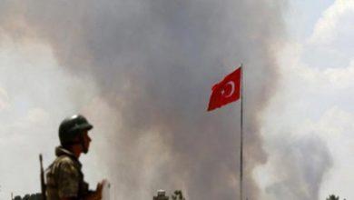 Photo of سقوط صاروخين على بلدة تركية حدودية ومقتل مدني