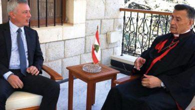 Photo of فرنجية من الصرح البطريركي في الديمان: مستمر في الترشح للرئاسة