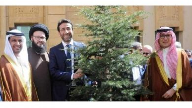 Photo of بخاري دشن حديقة رياض السلام: تأكيد على العلاقة المتجذرة بين لبنان والسعودية