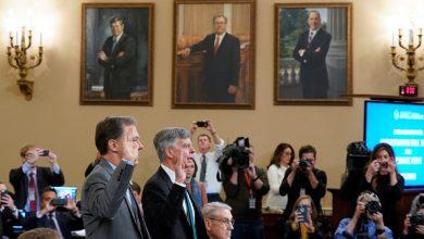 Photo of بدء الجلسات العلنية في الكونغرس لإجراءات عزل ترامب
