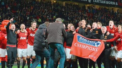 Photo of مانشستر يونايتد يتوج بطلاً للدوري الانكليزي